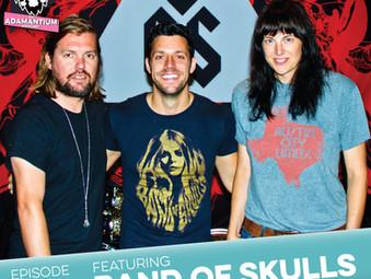 Podcast: E075 Band of Skulls