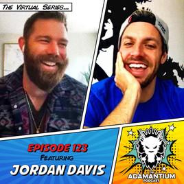 Podcast: E123 Jordan Davis