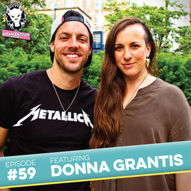 Podcast: E059 Donna Grantis