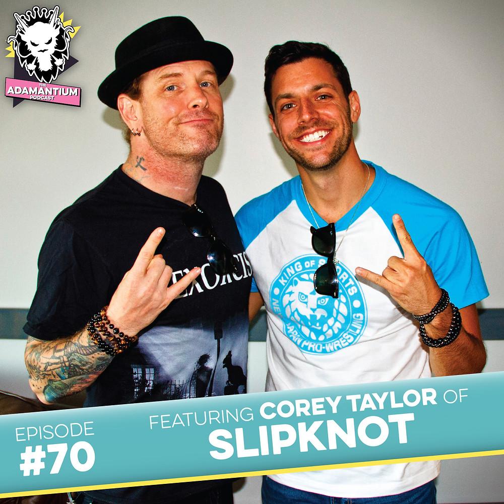 E070 Corey Taylor (Slipknot)