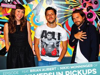 Podcast: E067 Brian Aubert & Nikki Monninger of Silversun Pickups