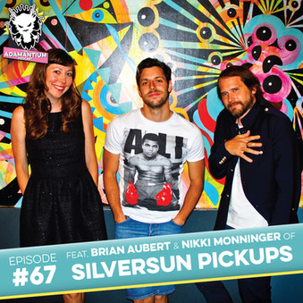 Podcast: E067 Brian Aubert & Nikki Monninger of Silversun Pickups