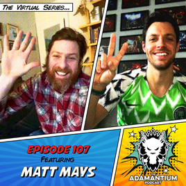 Podcast: E107 Matt Mays