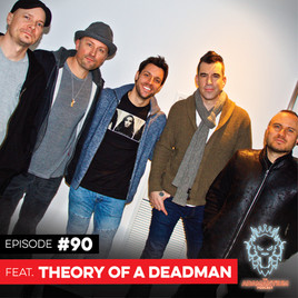 Podcast: E090 Theory of a Deadman