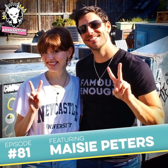Podcast: E081 Maisie Peters