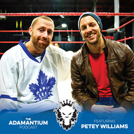 "Podcast: E008 ""The Canadian Destroyer"" Petey Williams"