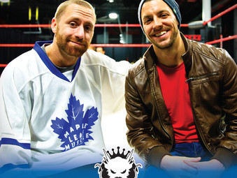 """Podcast: E008 """"The Canadian Destroyer"""" Petey Williams"""