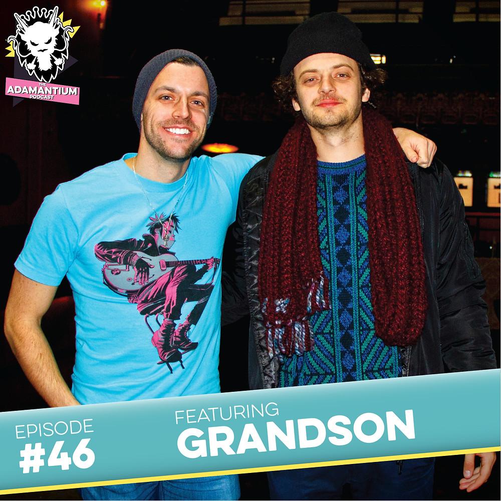 E046 grandson