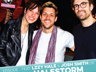 Podcast: E056 Lzzy Hale & Josh Smith of Halestorm
