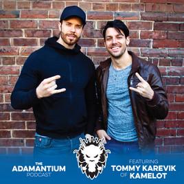 Podcast: E011 Tommy Karevik of Kamelot