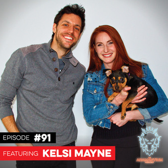 Podcast: E091 Kelsi Mayne