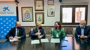 """El proyecto SeDAI recibe el apoyo de Fundación """"la Caixa"""" y CaixaBank"""