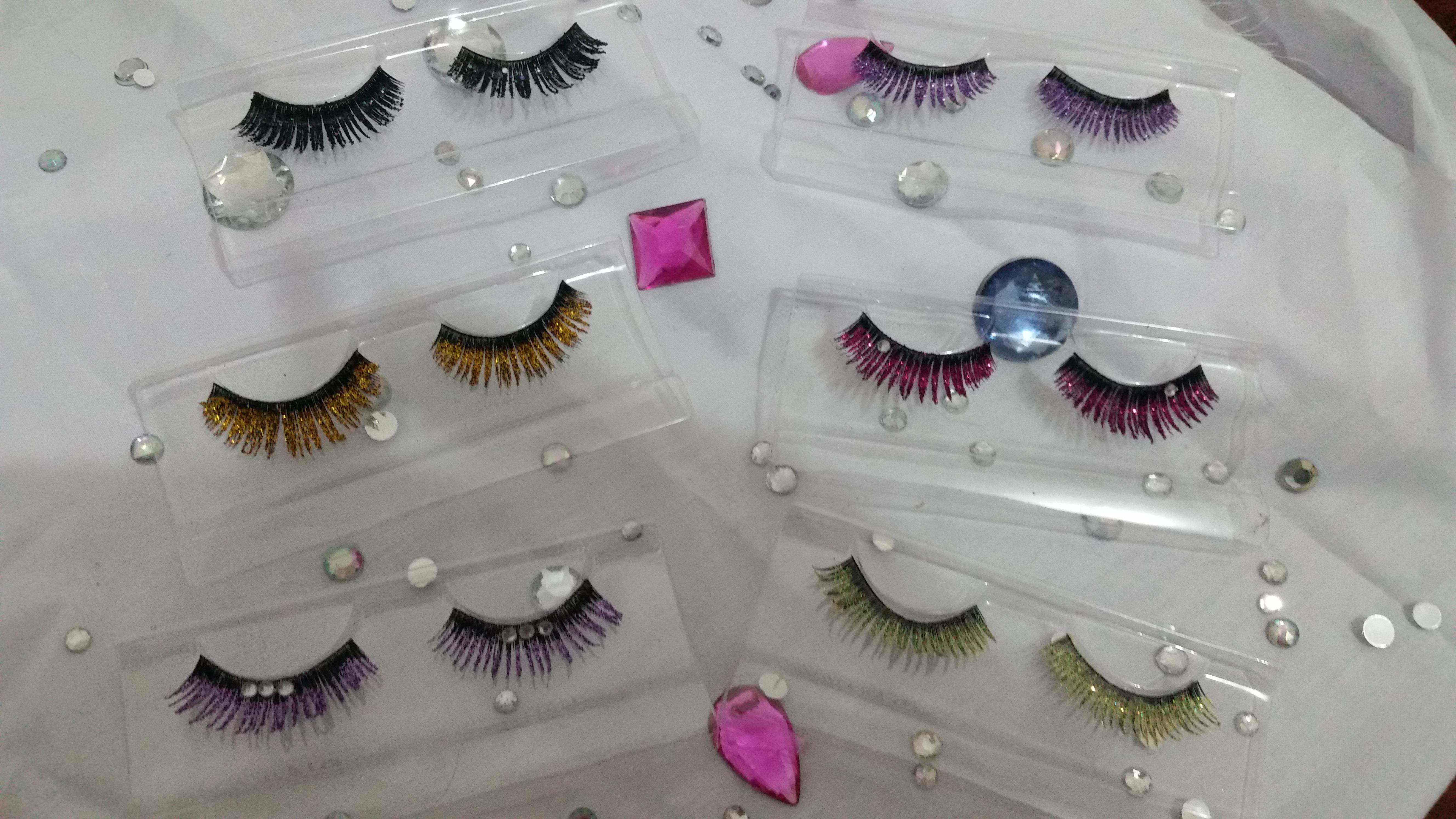 Glitter&Glamour Lashes