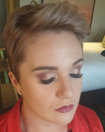 Special occassion makeup