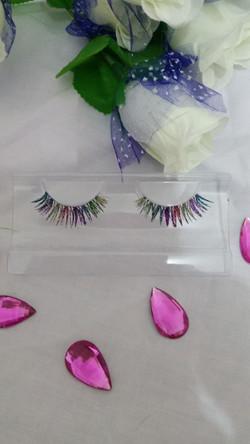 Rainbow Lashes