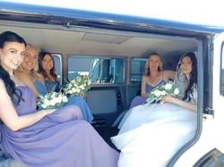 Bridal party's Hair