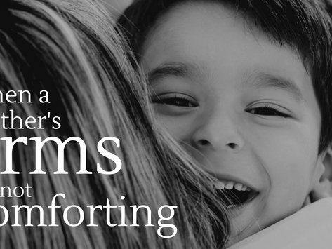Finding Out My Child is 'Different'