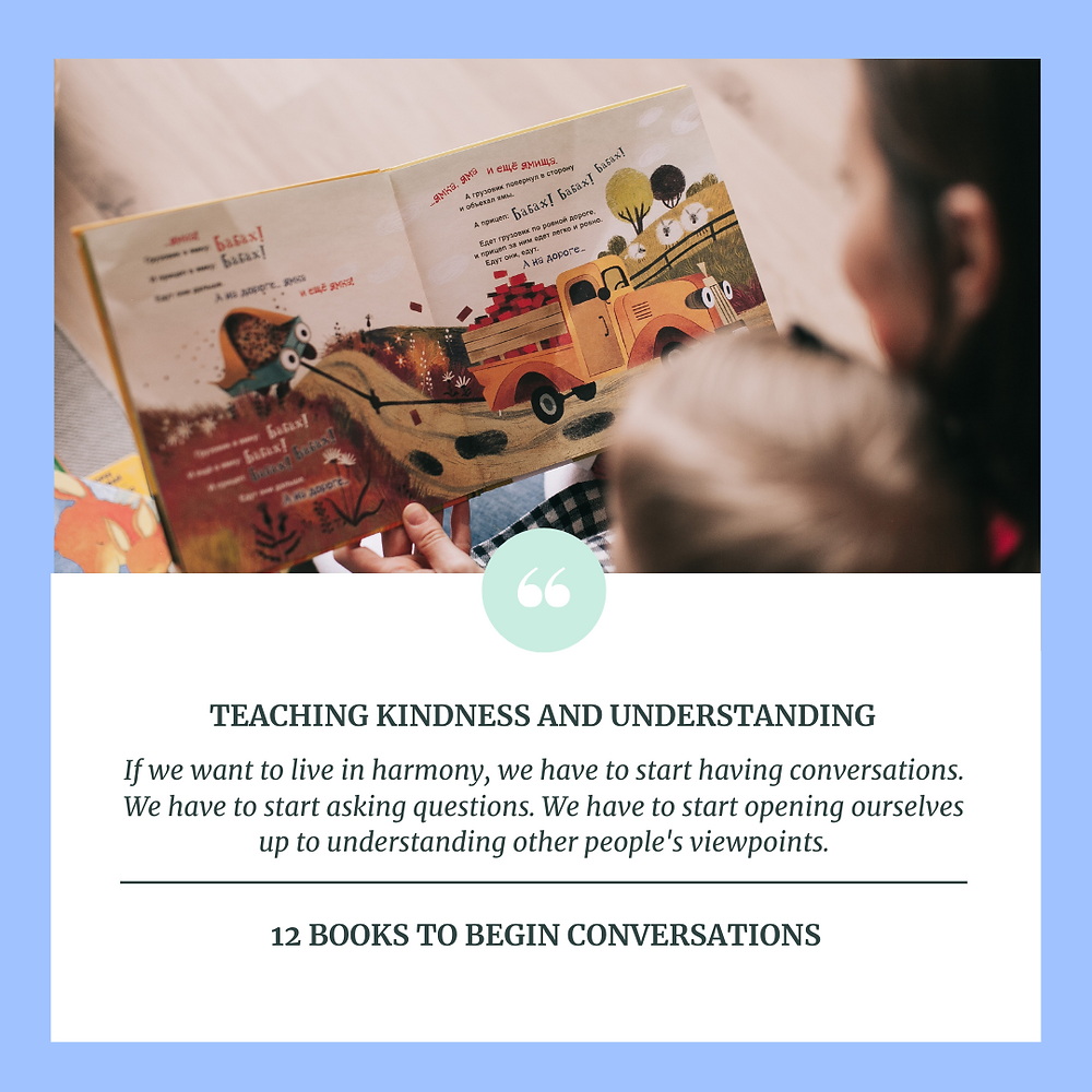 Teaching kids empathy and inclusion