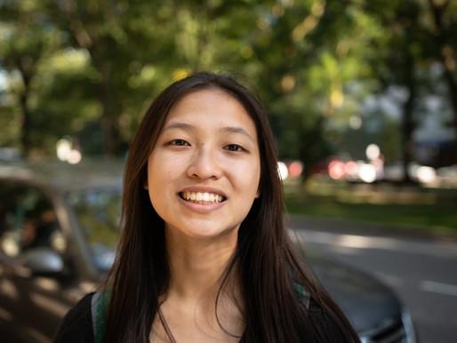Intern Spotlight: Kelly Yen