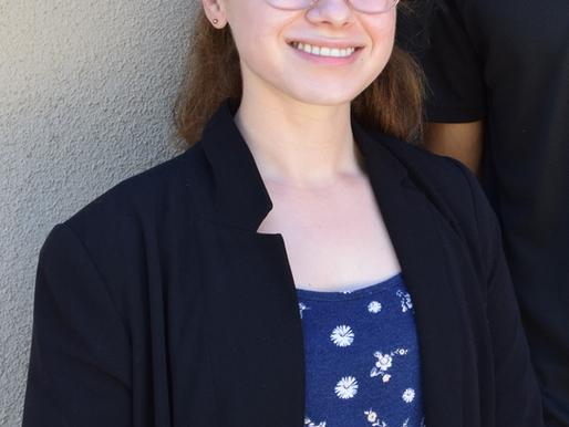 Intern Spotlight: Danielle Levy