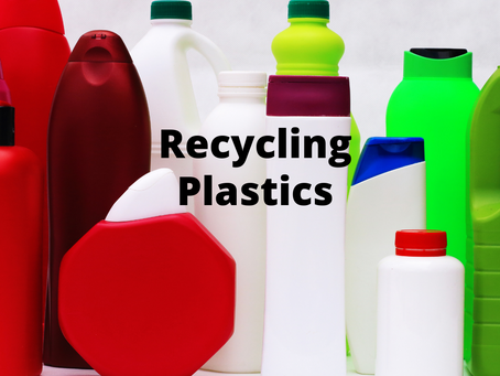 How to Identify your Recyclable Plastics from your Non-recyclable Plastic Waste