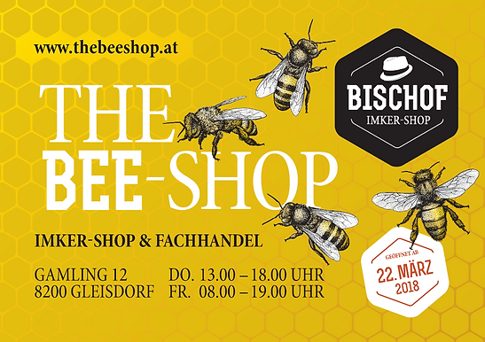 Imkershop, Imkerzubehör, Hannes Bischof, Imkerei, Bienen, Honig, Bienenzucht