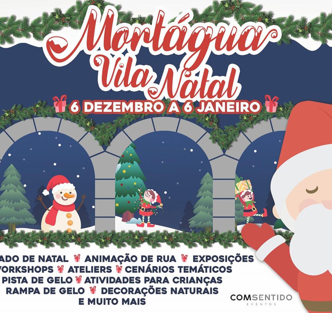Mortágua Vila Natal