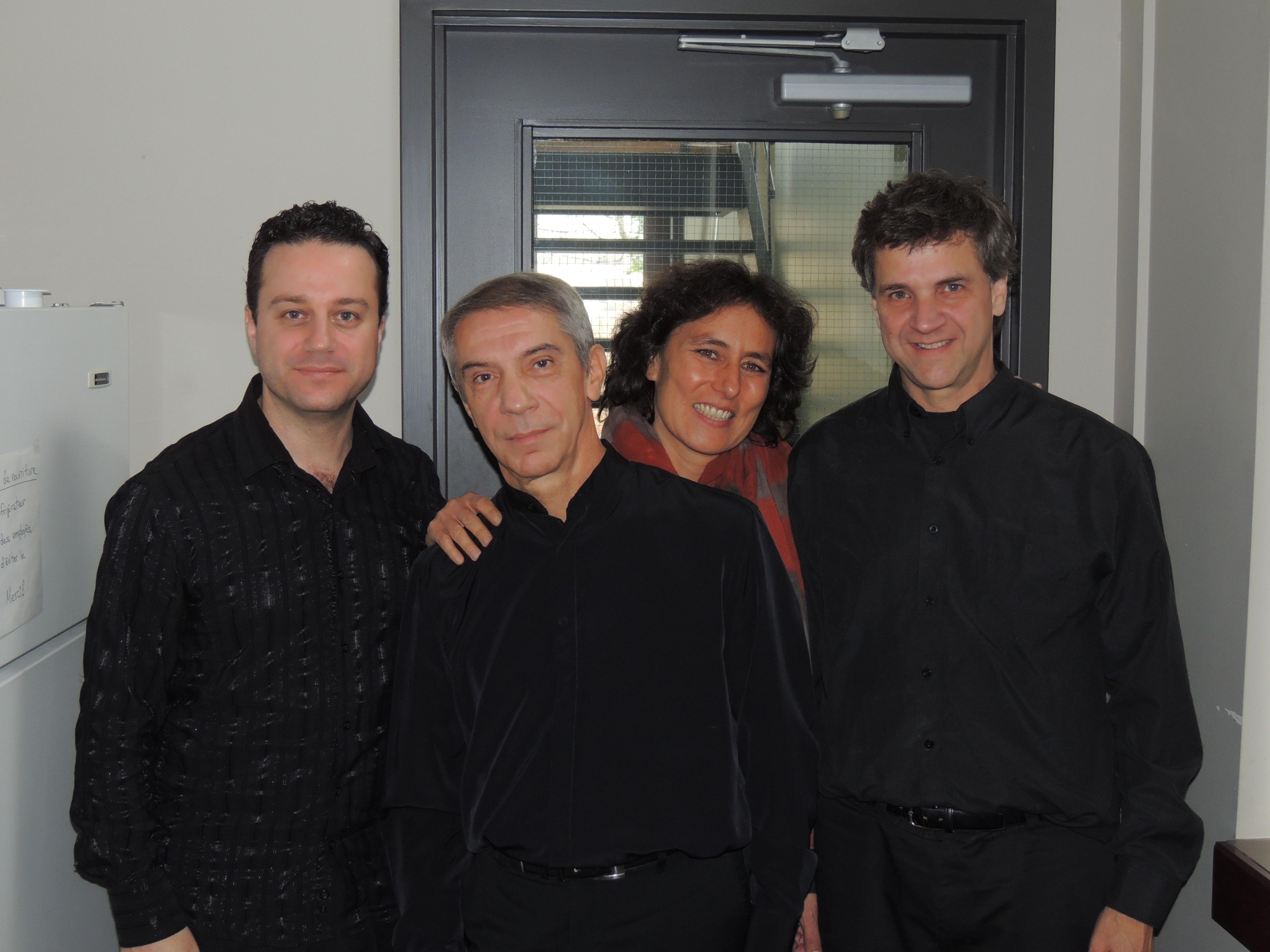 Duo Piris-Repiton et F. Leclerc