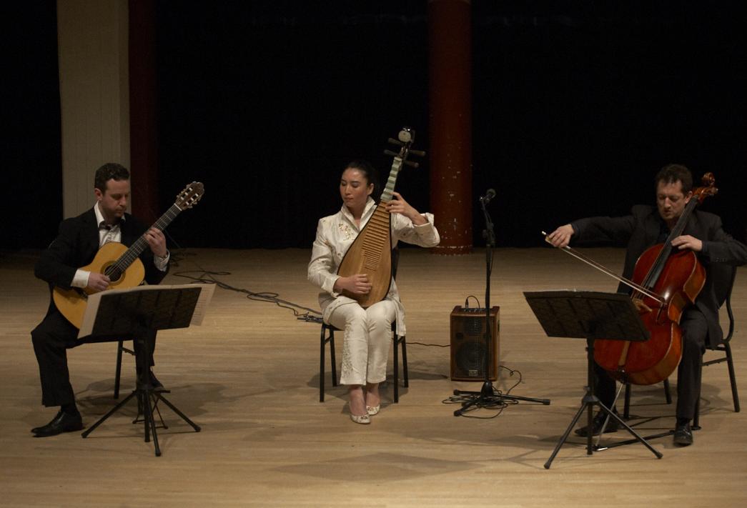 avec Yadong Guan et Christophe Lobel