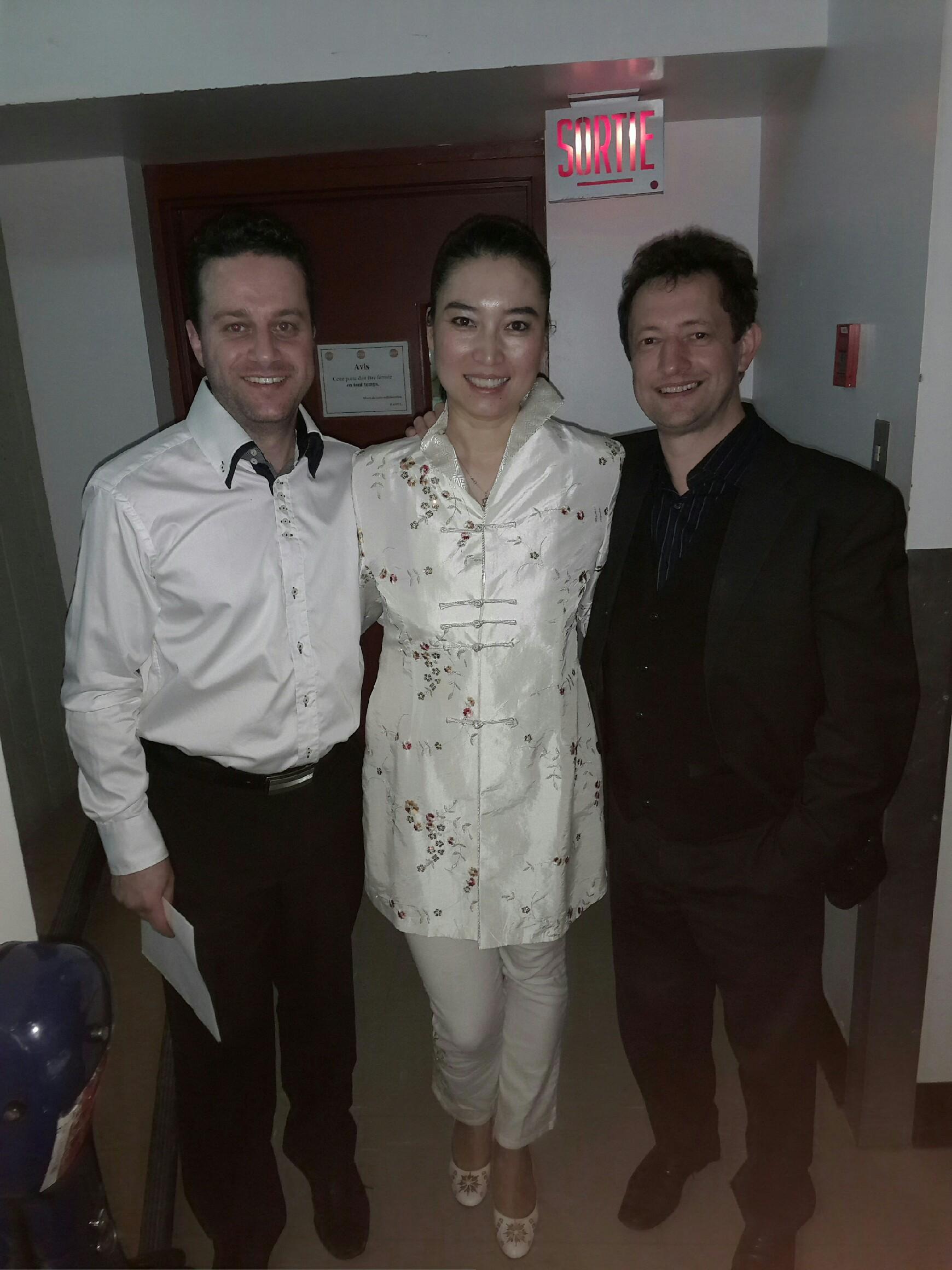 avec/with Y.Guan et C. Lobel