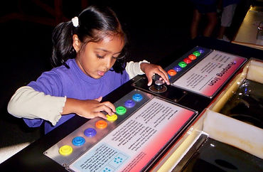 FIELD-TRIP, Exploratorium, indian girl s