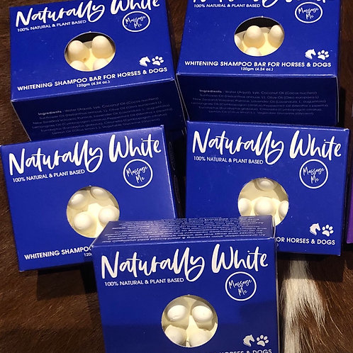 'Naturally White' Soap Bar