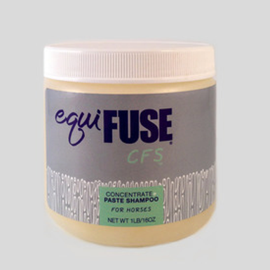 EquiFUSE CFS Concentrate + Paste Horse Shampoo