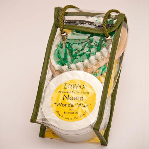 EqWax Neem Wax bag