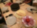 Raclette-partie
