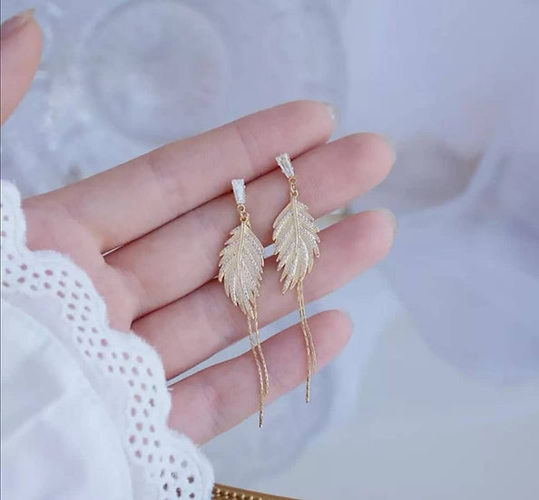 Braut Ohrringe zur Hochzeit