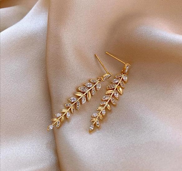 Ohrringe für die Hochzeit