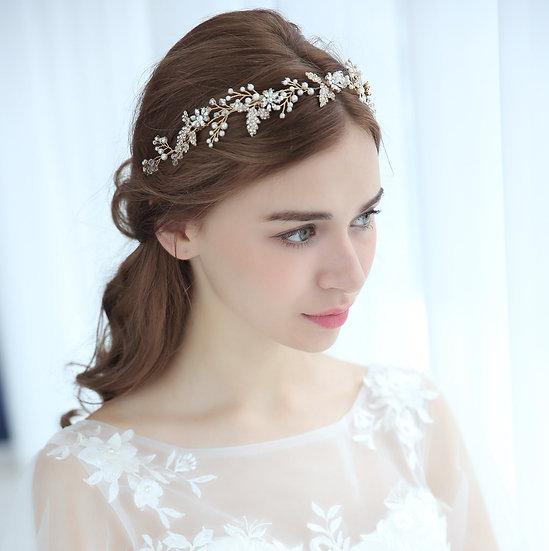 Brautschmuck Diadem Hochzeit Braut