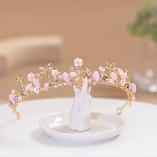 Diadem Tiara Hochzeit