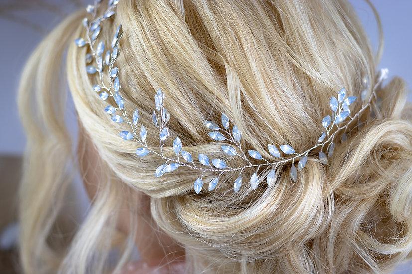 Haarschmuck Haarranke Ava