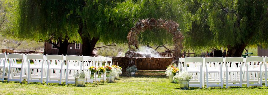 Gazebo Ceremony