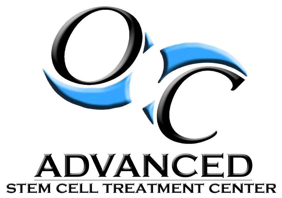 OC Advanced Stem Cell Treatment Center. Ricardo Davalos, MD. San Clemente, CA.