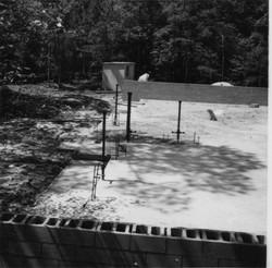 Spring 1969 - Chapel Construction