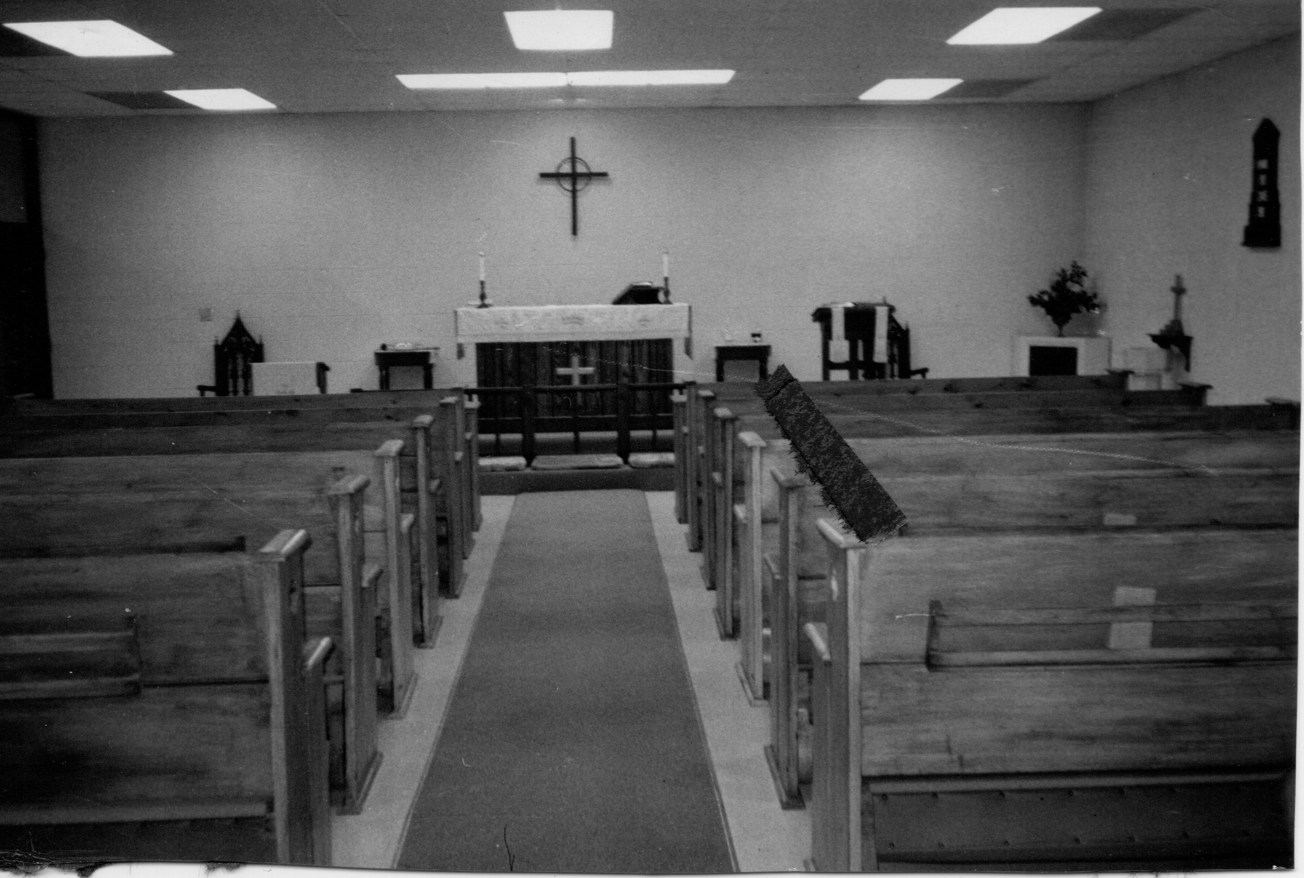 1970 - St. Stephen's Chapel