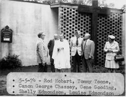 05/05/1974 - 1st. Church Service