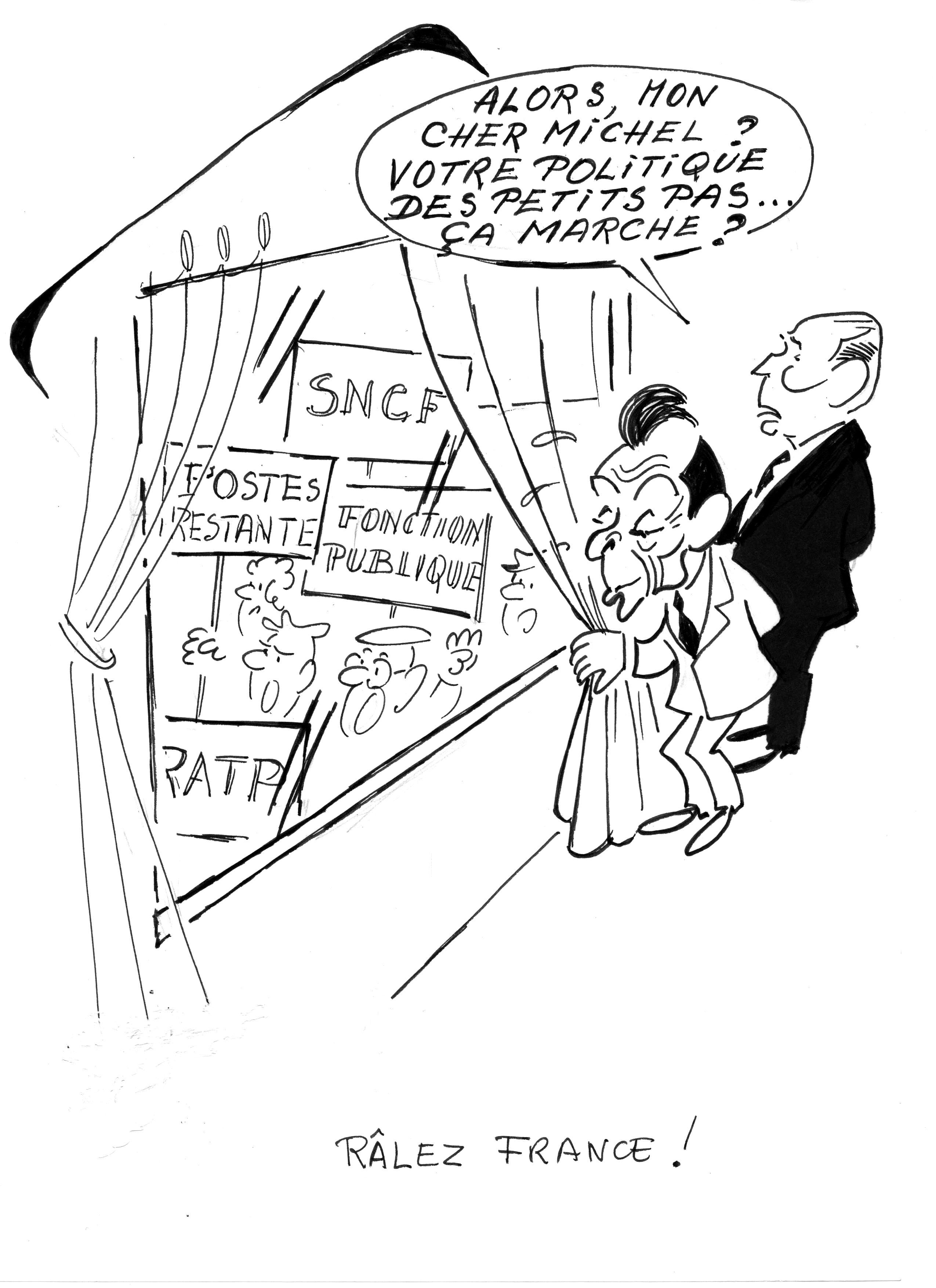 1989 Rocard Mitterrand