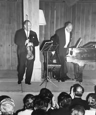 Richter et David Oistrakh - 1967