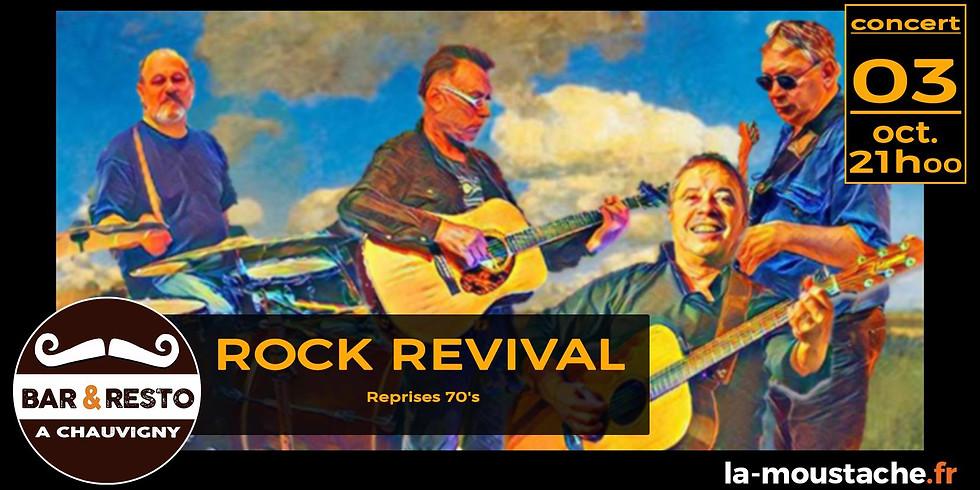 Rock Revival a la Moustache