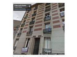 L'habitation de la rue du Dr Guérin