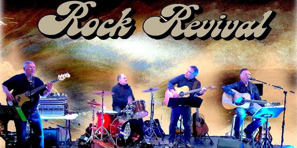 Rock Revival au Pince-Oreille